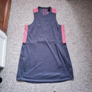 Adidas Team Issue Asymmetrical Hem Dress